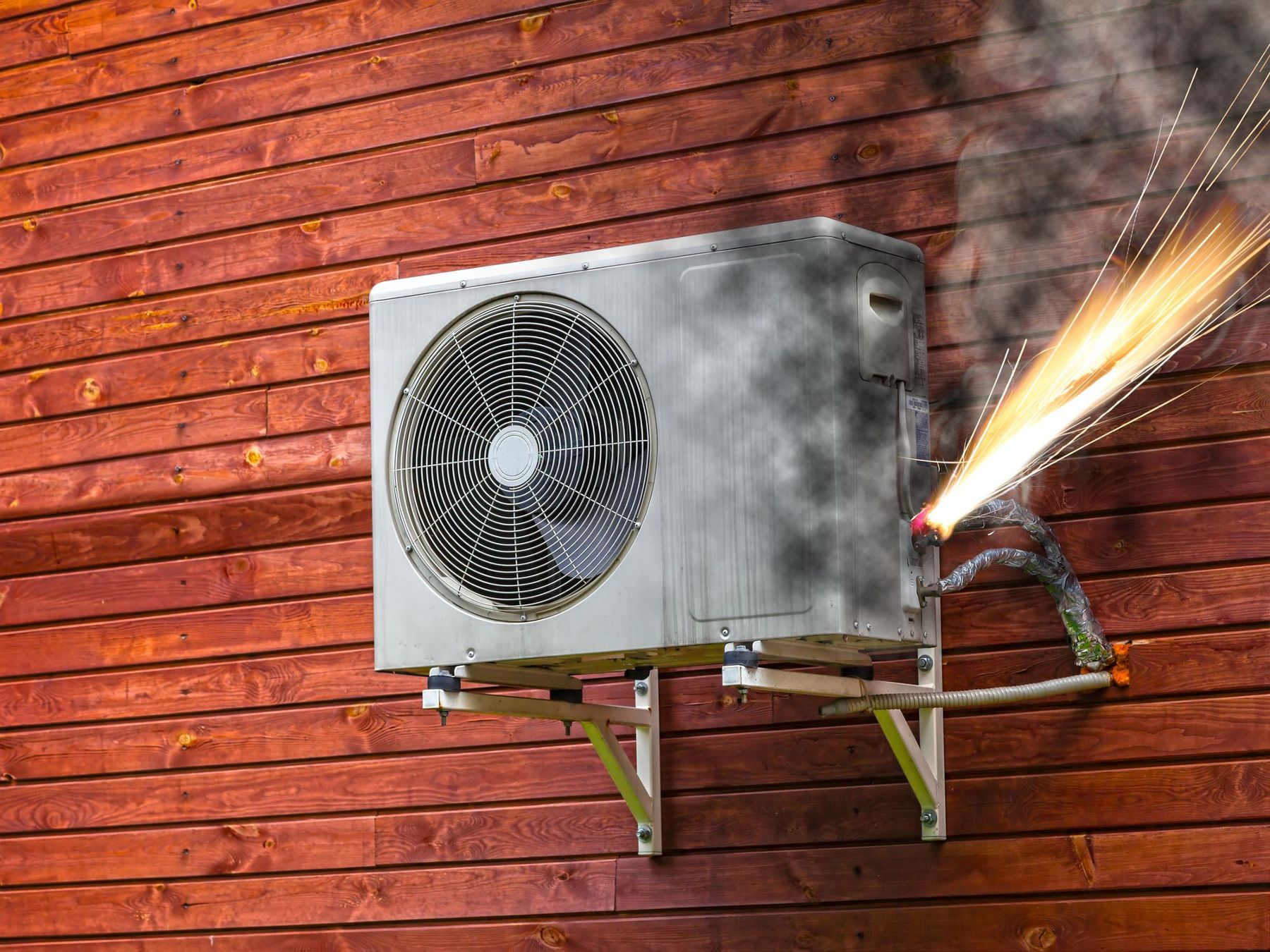 Can A Power Surge Damage My Air Conditioner Or Furnace?