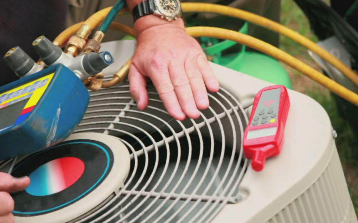 Keep your Air Conditioner in tip top shape