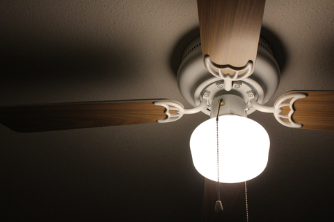 Use ceiling fans to maintain the perfect temp for your AC in Rochester, NY.