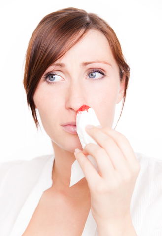 Avoid those dry nose bleeds in the winter.