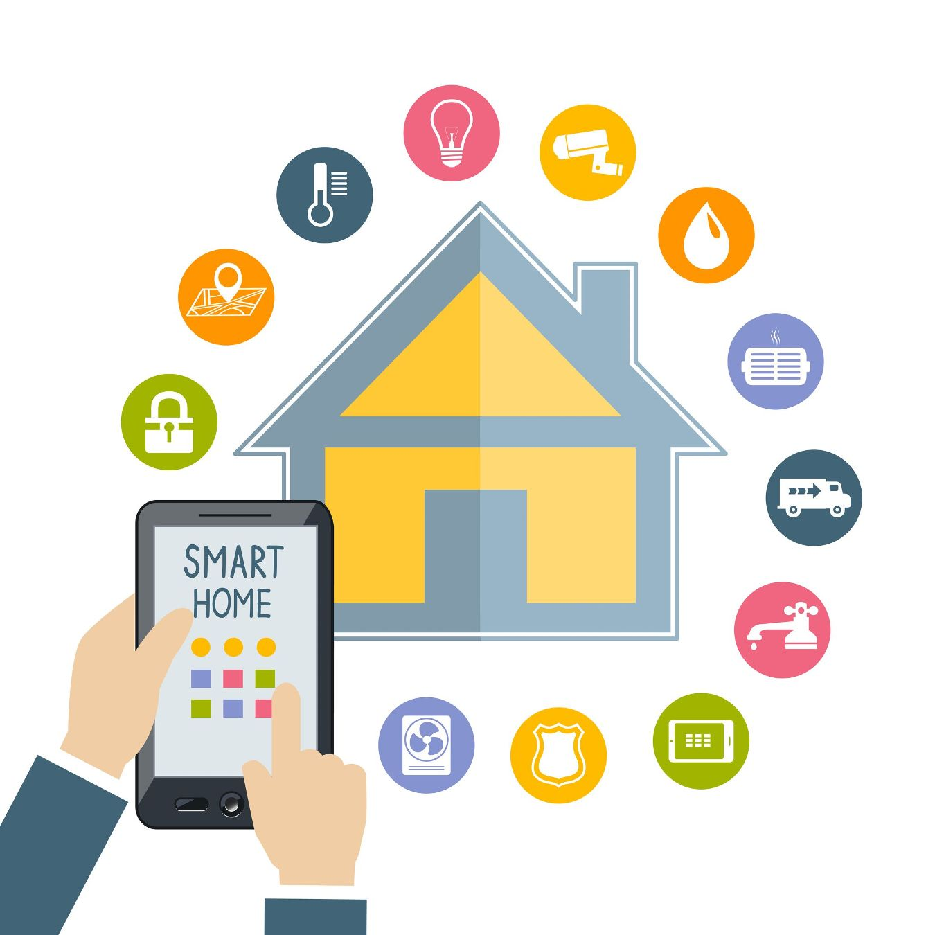 Make your Rochester home a smart one!